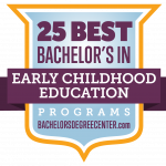 Best ECE program logo
